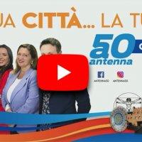 CST Pubblicità partner dell'emittente televisiva Antenna 50