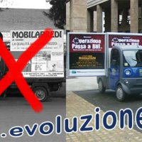 Pubblicità mobile: Ape pubblicitaria o Veicoli Elettrici Pubblicitari?