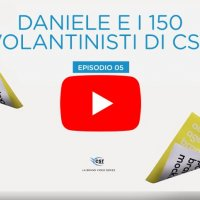 Daniele e i 150 volantinisti di CST - VIDEO EPISODIO 5