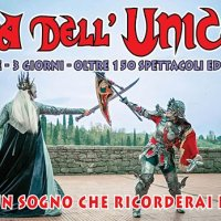 A Vinci per la Festa dell'Unicorno il 25, 26 e 27 luglio