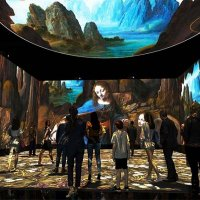 Leonardo Da Vinci 3D: una mostra multisensoriale