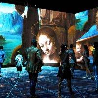 Grande successo della mostra Leonardo da Vinci in 3D